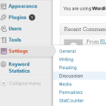 Control the Spam on Your Wordpress Using Keywords