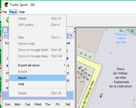 Convert Garmin FIT file to GPX with Turtle Sport – ! null